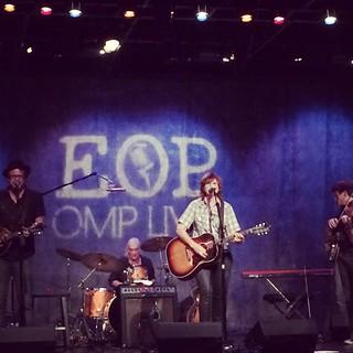 Amy Ray at Eddie Owens Presents 9/19