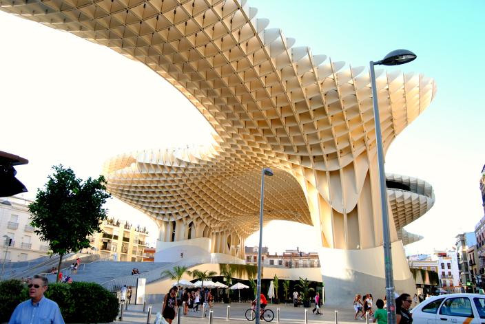 Metropol Parasol, Sevilla (2)