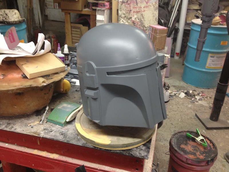 DW Helmet In Primer