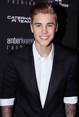 Name: Justin Bieber   Age: 20   Nationality: Canadian   Job: Singer   Songs: Boyfriend, Baby...