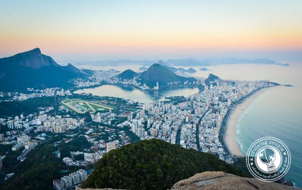 Two Brothers Mountain Rio de Janeiro