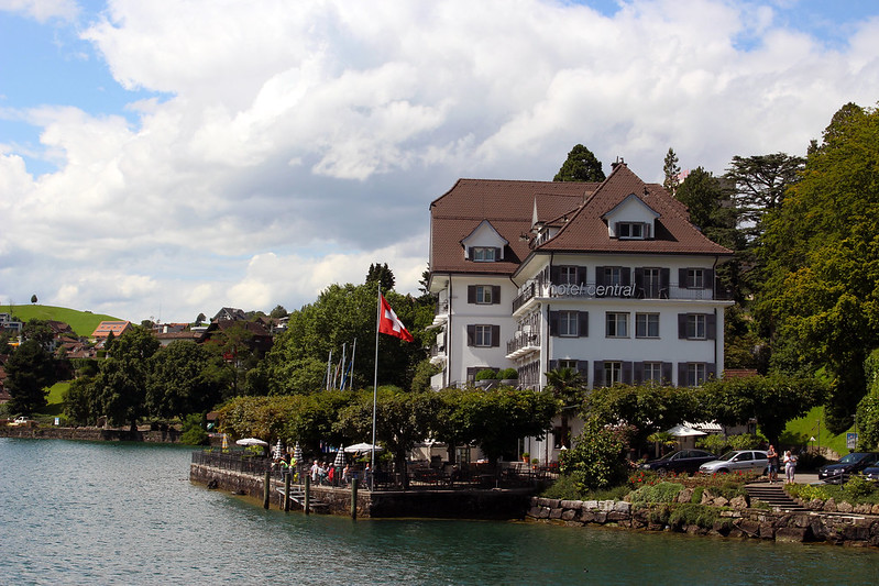 Lucerne lakeside hotels
