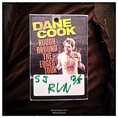 Dane Cook - 12/05/07 #tbt #throwback #throwbackthursday #musicsumo