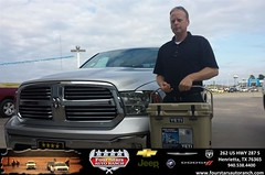 Congratulations to Brian Stevens on your #Ram #1500 purchase from Tracey Frerich at Four Stars Auto Ranch! #NewCar