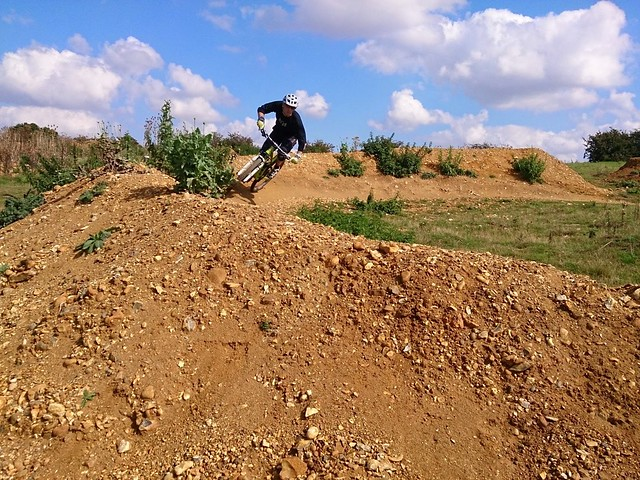 UK Bike Skills session with Rob and Haydn