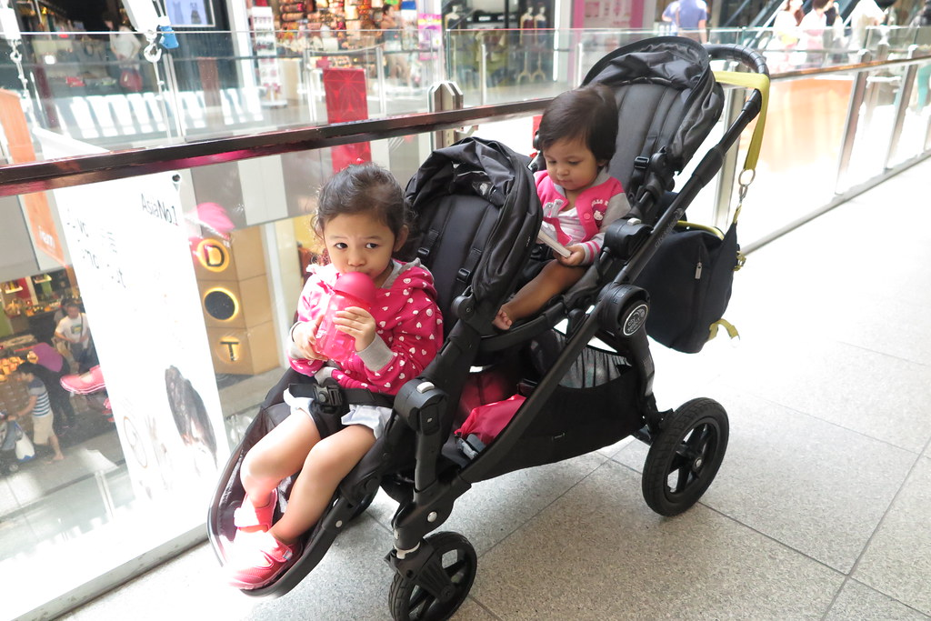 7 Sep 2014 - Family Shopping Trip to Westgate Mall