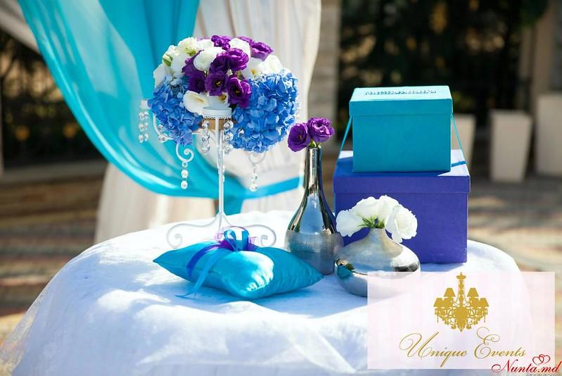 Unique Events: decorațiuni pentru nuntă > Foto din galeria `Despre companie`