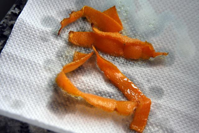 Solomillo con salsa de mango  (25)