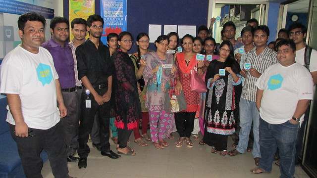 Maker party at Old Dhaka on Sept 15 2014