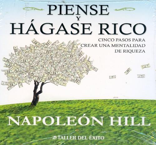 Piense y Hágase Rico - Napoleón Hill