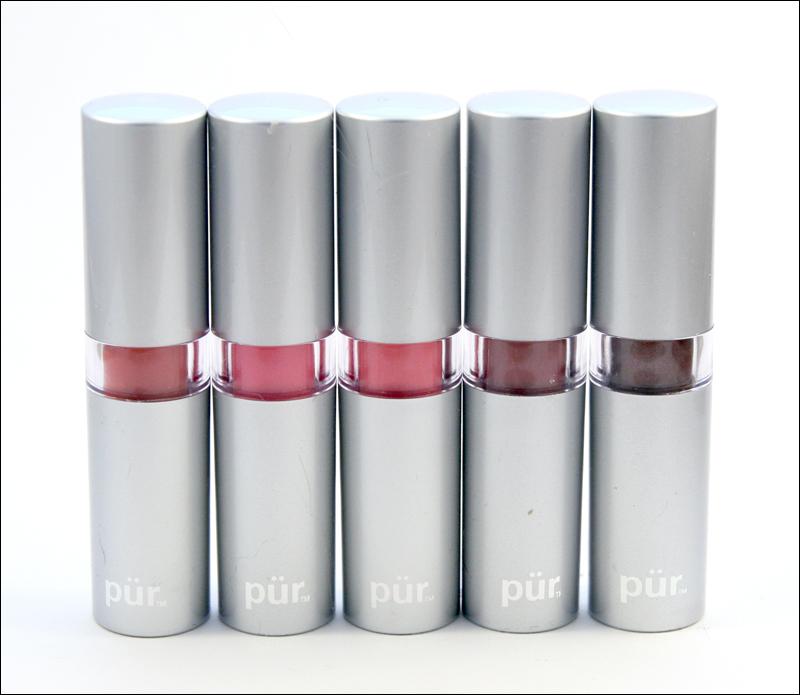 Pürminerals Chateau de vine lipstick