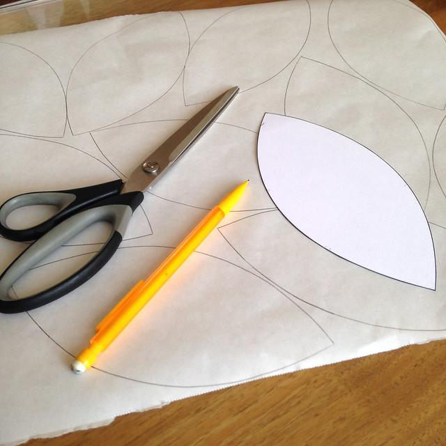 Orange Peel Quilt-Along: Peels Tutorial