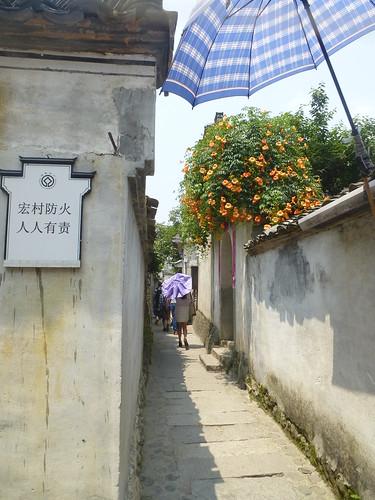 Anhui-Hongcun-Village-Ruelles (6)