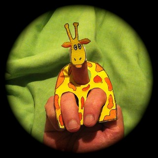 Week 38 Giraffe II