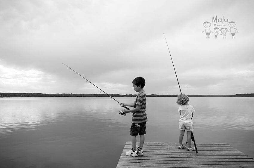 #17 Litel Pipol - Dia de pesca