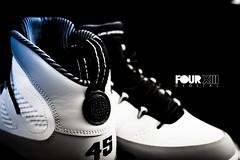 "Air Jordan Retro 9 ""Barons"""