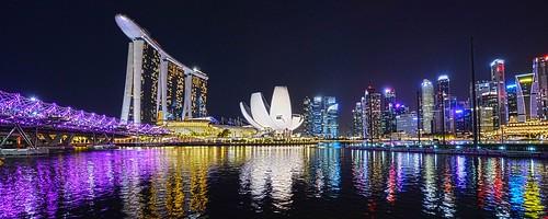 Singapore Skyline DSC_0359
