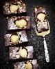 Chocolate Pear Almond Tart
