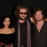 Wed, 02/11/2016 - 11:07am - Jim James Live in Studio A, 11.7.16 Photographer: Sabrina Sitton