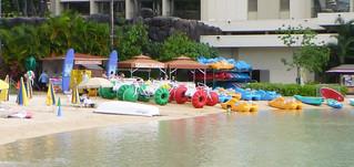 Image of Waikiki Beach near Honolulu. hawaii honolulu