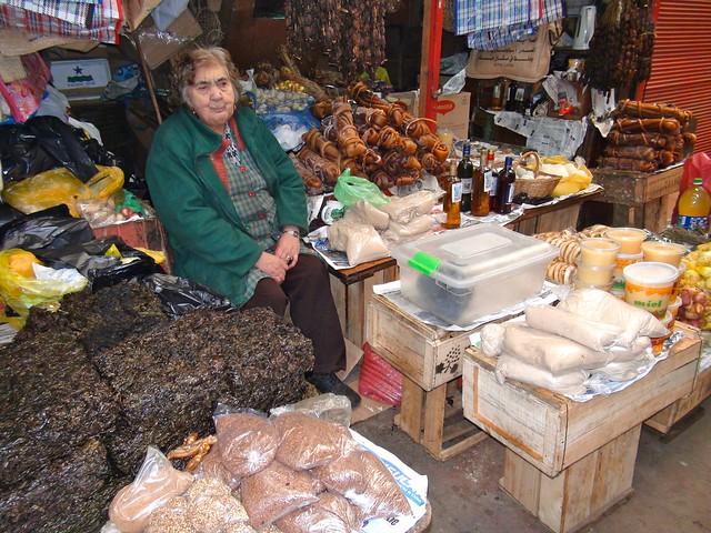 marché à Chiloé