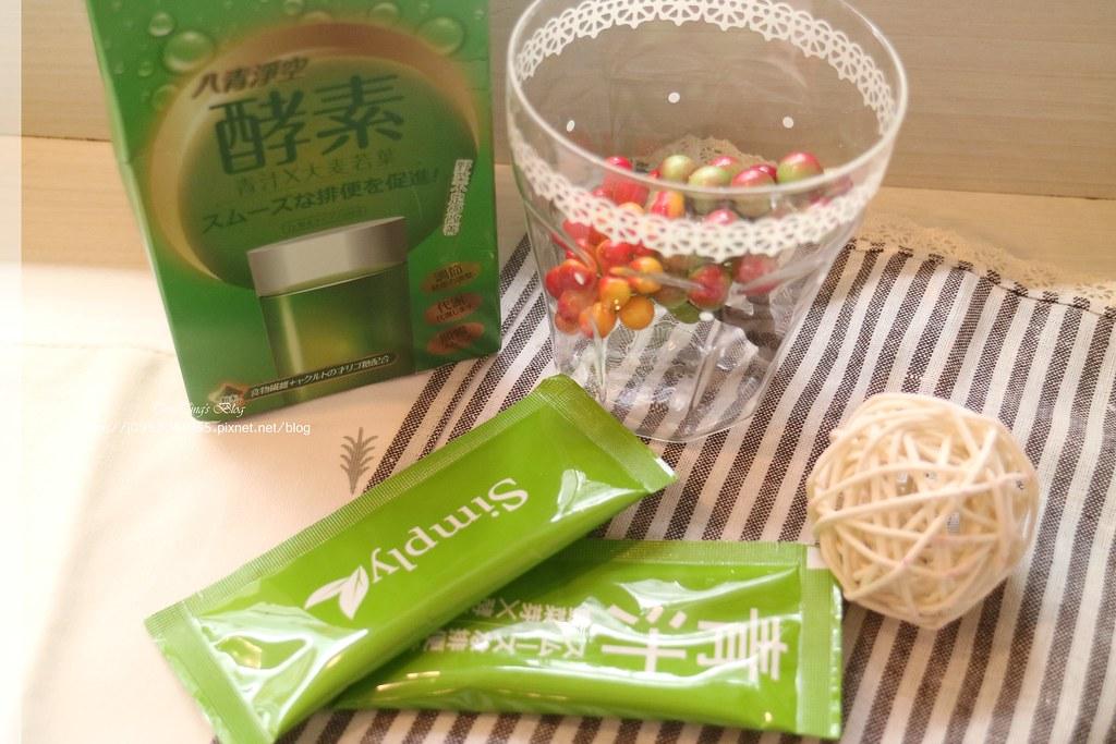 青汁酵素Simply八青淨空酵素粉 (5)