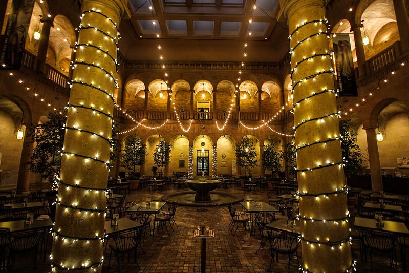 Rozelle Court  (Christmas Overlay)