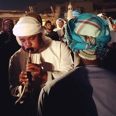 Omani music at the dhow festival last week at Katara. #katara #culture #dhowfestival #iphoneographytr #doha #katara #latergram