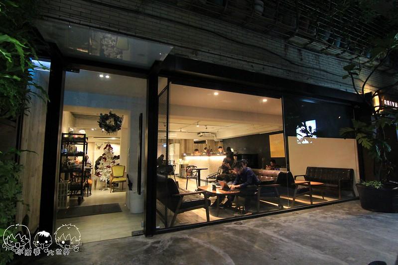 Cross Caf'e克勞斯咖啡店 073
