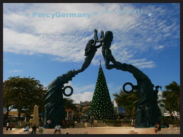 Christmastime Playa del Carmen