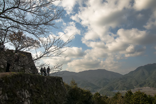 Takeda Castle 8