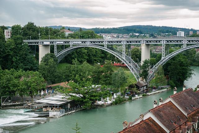 Puente sobre el Aar