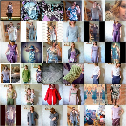 MMM'14 - All Outfits