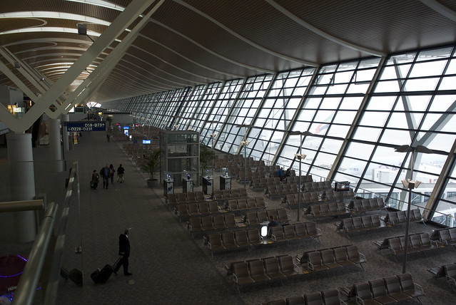 上海浦東国際空港ターミナル2