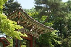 Gate, Changdeokgung Palace (창덕궁, 昌德宮)