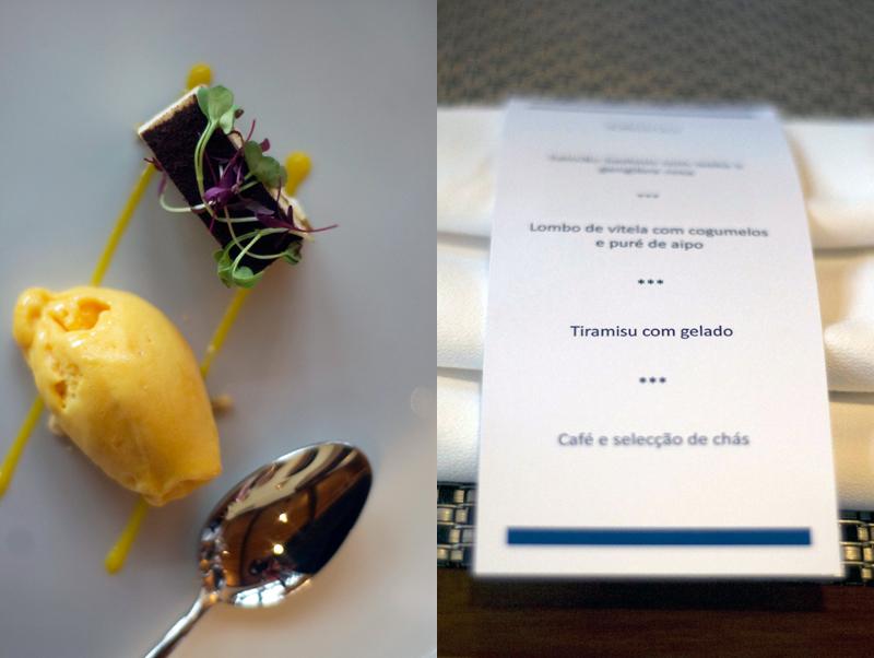 Almoço chef Osvalde Silva, Sheraton Algarve