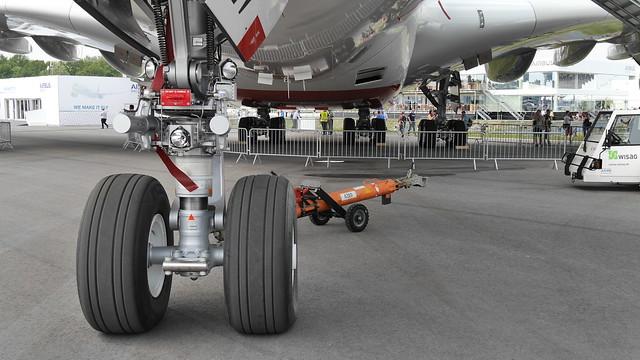 Bugfahrwerk A380