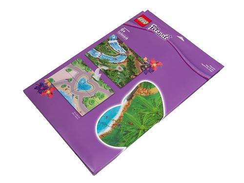 851325 Jungle Playmat BOX