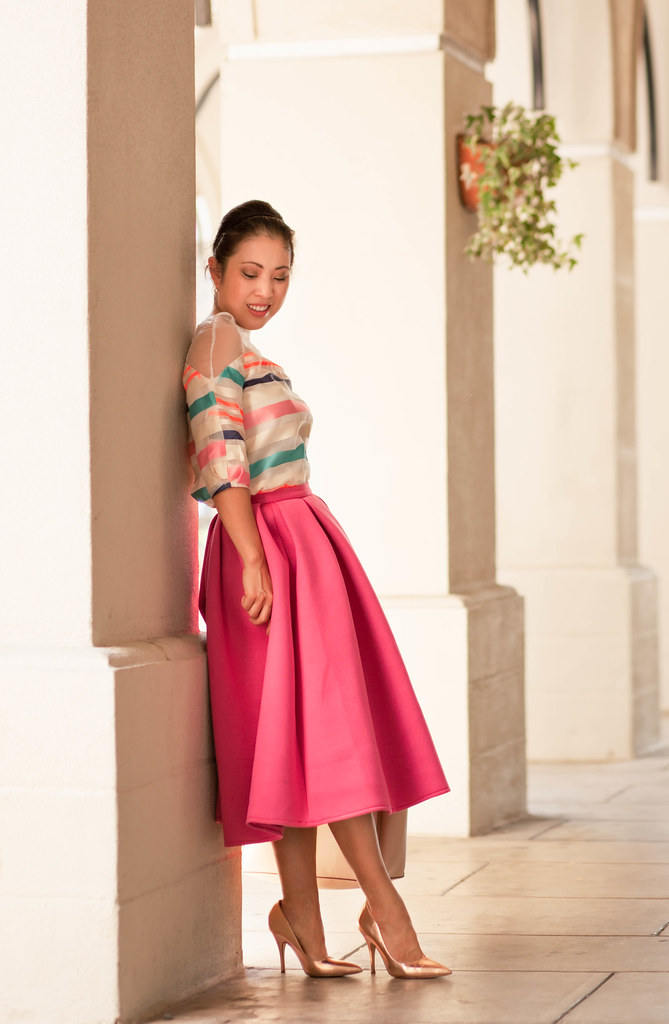 Beautiful Midi Skirts | Jill Dress