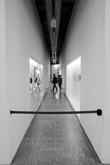 Couloir dans le Centre Georges Pompidou  Paris # 12