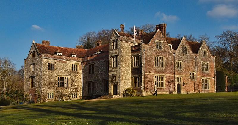 Chawton house, Hampshire, South East, England
