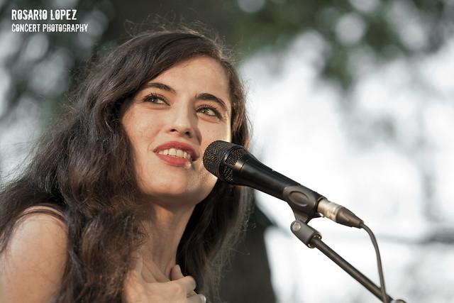 Silvia Pérez Cruz at Vida Festival