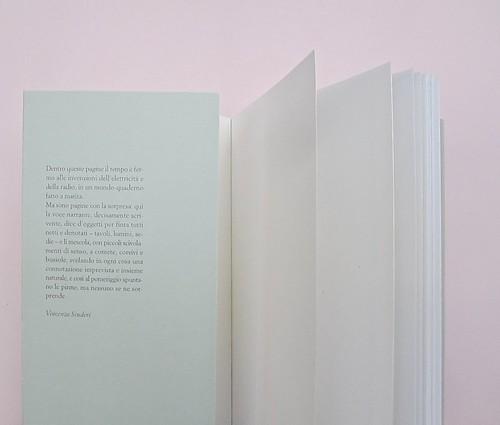 Ortografia della neve, di Francesco Balsamo. incertieditori 2010. Progetto grafico di officina delle immagini. Risvolto di copertina, carta di guardia, pag. seguenti. (part.), 1