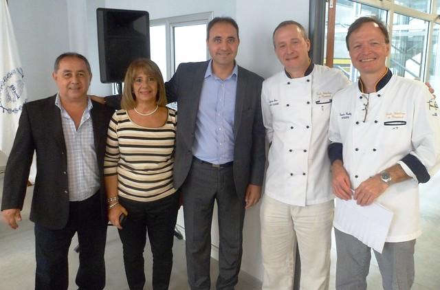 Día 3. Encuentro gastronómico argentino canadiense en Buenos Aires, Argentina