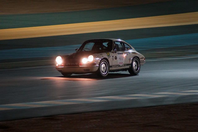 Slip sliding Porsche