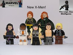 Marvel: New X-Men Members!