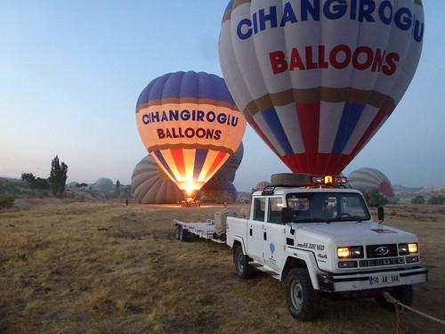 Turquie - jour 20 - Cappadoce, dans les airs et sous terre - 003 - Cappadoce en ballon