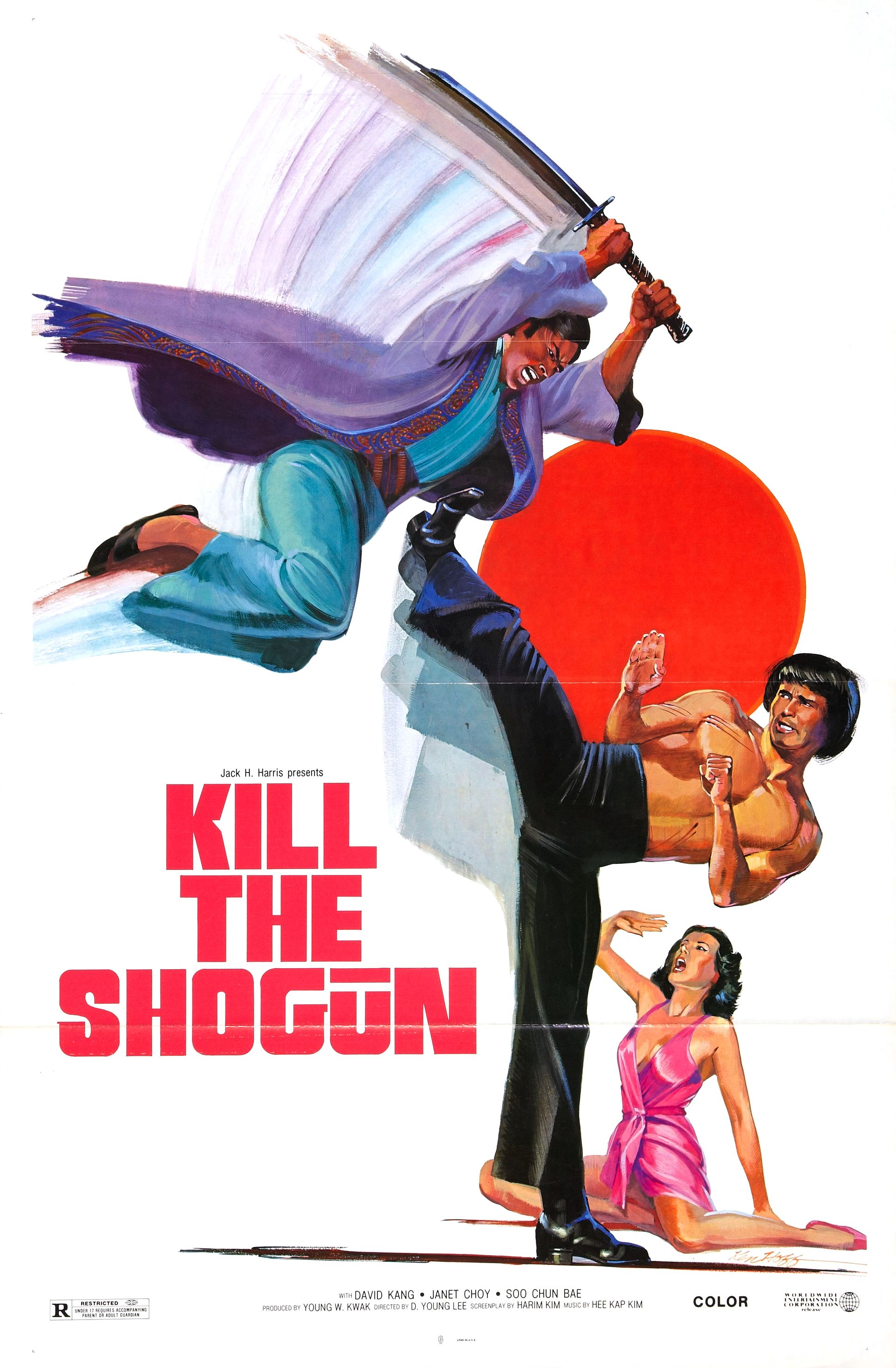 Kill the Shogun (1975)