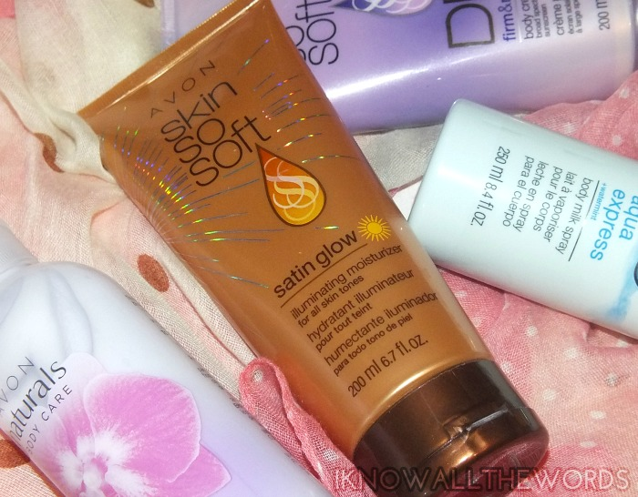 avon moisture surge skin so soft satin glow illuminating moisturizer (5)