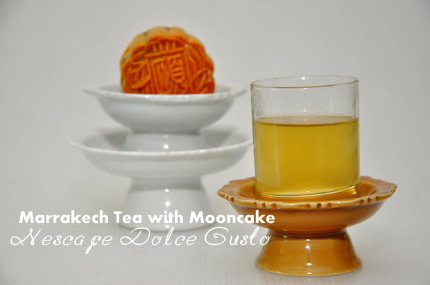 Marrakech Tea Nescafe Dolce Gusto